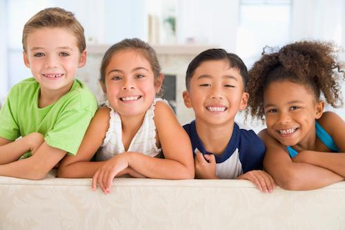 Children Smiling | Paediatric Dentist Bondi Junction