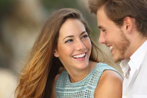 Couple Smiling | Bondi Junction Dentist