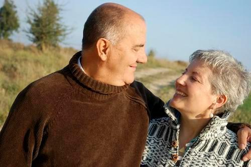 Older Couple | Gum Treatment Bondi Junction