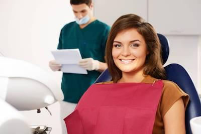 Woman at Dentist | Bondi Junction